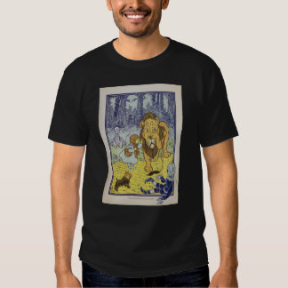 Dorothy and the Cowardly Lion from Wizard of Oz T-Shirt