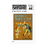 Dorothy and the Wizard of Oz Postage Stamp