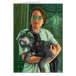 Dorothy in the Emerald City Stationery Note Card