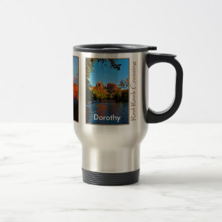 Dorothy on Red Rock Crossing Mug
