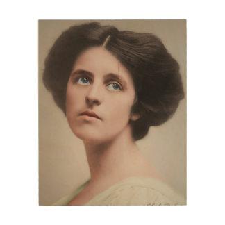 Dorothy Parker 1893-1967 Wood Wall Decor