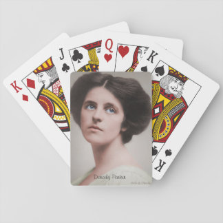 Dorothy Parker Playing Cards