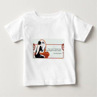 Dorothy Parker Quote Baby T-Shirt