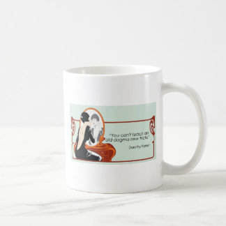 Dorothy Parker Quote Coffee Mug