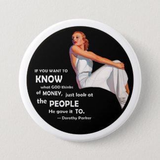 Dorothy Parker: Wit & Wisdom Pinback Button