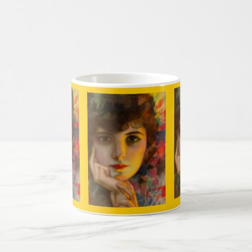 Dorothy Phillips Coffee Mugs