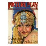 Dorothy Sebastian Vintage 1928 Film Magazine Card