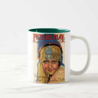 Dorothy Sebastian Vintage 1928 Movie Magazine Mug