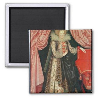 Dorothy St. John, Lady Cary, c.1614 Magnet