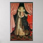 Dorothy St. John, señora Cary, c.1614 Poster