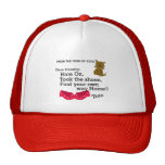 Dorothy Wizard of Oz Funny Shirt Trucker Hat