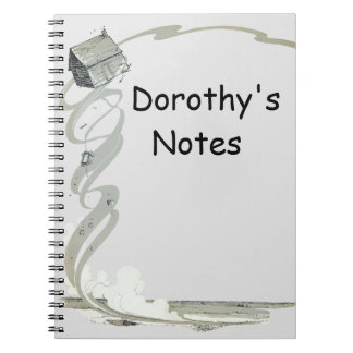 Dorothy's House - The Cyclone Notebook
