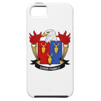 Dorr Family Crest iPhone 5 Cover