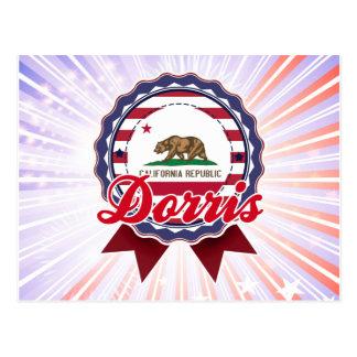Dorris, CA Postales
