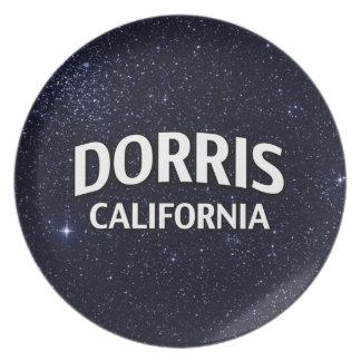 Dorris California Plato De Cena