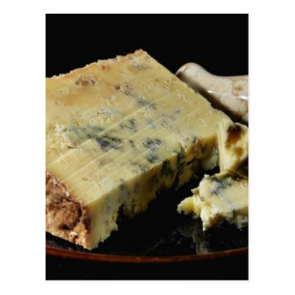 Dorset Blue Vinny (Vinney) Cheese Post Card