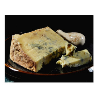 Dorset Blue Vinny (Vinney) Cheese Postcard