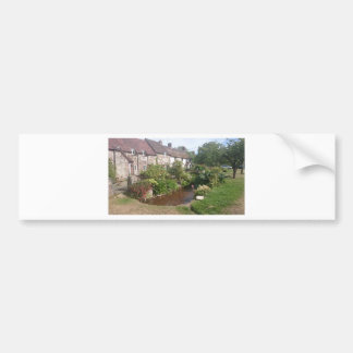 Dorset Cottage, England Bumper Sticker