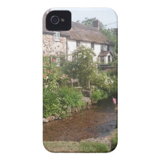 Dorset Cottage, England iPhone 4 Case-Mate Cases