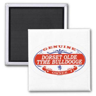 Dorset Olde Tyme Bulldogge Imán De Frigorifico