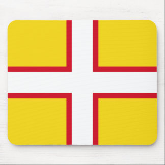 Dorset, United Kingdom flag Mouse Pad