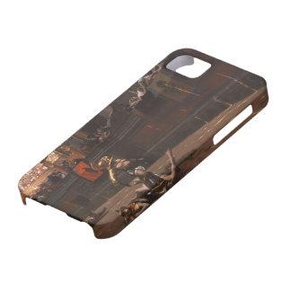 Dorso de Jean-León Gerome- Pollice iPhone 5 Carcasas