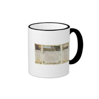 Dorso el condado de Alameda Tazas De Café