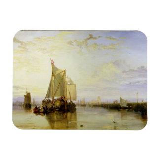 Dort or Dordrecht: The Dort Packet-Boat from Rotte Magnet