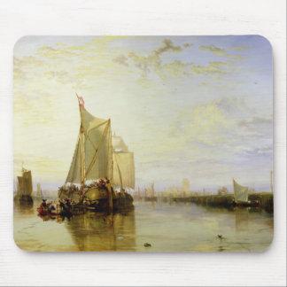Dort or Dordrecht: The Dort Packet-Boat from Rotte Mouse Pad