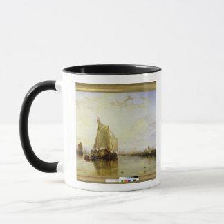 Dort or Dordrecht: The Dort Packet-Boat from Rotte Mug