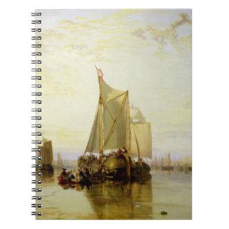 Dort or Dordrecht: The Dort Packet-Boat from Rotte Notebook