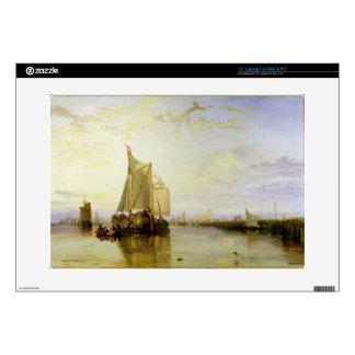 Dort or Dordrecht: The Dort Packet-Boat from Rotte Skin For Laptop