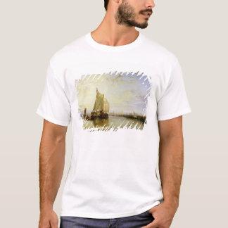 Dort or Dordrecht: The Dort Packet-Boat from Rotte T-Shirt