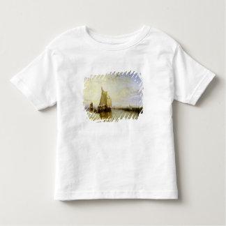 Dort or Dordrecht: The Dort Packet-Boat from Rotte Toddler T-shirt
