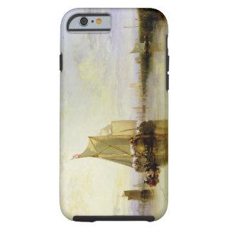 Dort or Dordrecht: The Dort Packet-Boat from Rotte Tough iPhone 6 Case