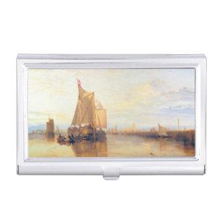 Dort or Dordrecht  The Dort Packet Boat Rotterdam Business Card Case