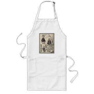 Dorthy, Scarecrow And Toto Long Apron