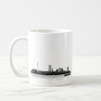 Dortmund City horizonte Taza De Café