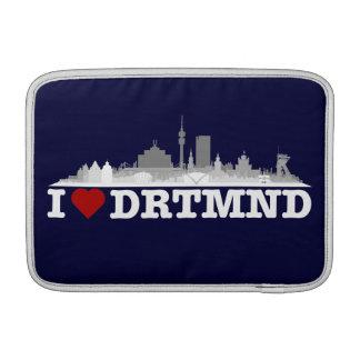Dortmund city of skyline - iPad/MacBook air Sleeve