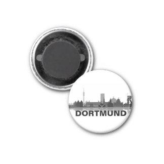 Dortmund horizonte nevera imán