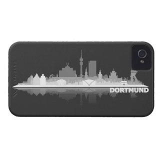 Dortmund town center of skyline Blackberry coverin Case-Mate iPhone 4 Case