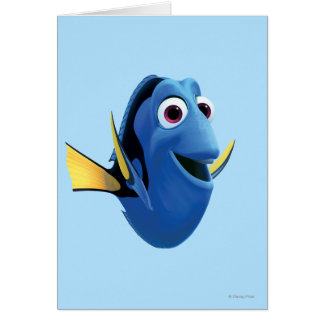 Dory 1 greeting card