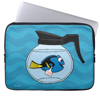 Dory | A Fish Out of Water Laptop Sleeve