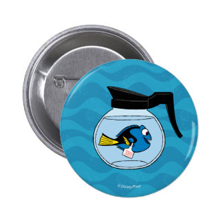 Dory | A Fish Out of Water Pinback Button