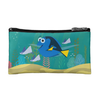 Dory | A Journey Beneath the Sea Cosmetic Bag