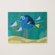 Dory | A Journey Beneath the Sea Jigsaw Puzzle