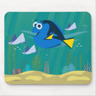 Dory | A Journey Beneath the Sea Mouse Pad