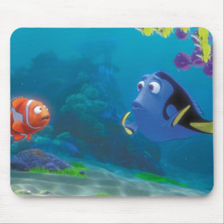 Dory and Marlin Mouse Pad