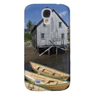 Dory builder,Lunenburg, Nova Scotia, Canada Samsung S4 Case