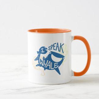 Dory & Destiny | I Speak Whale Mug